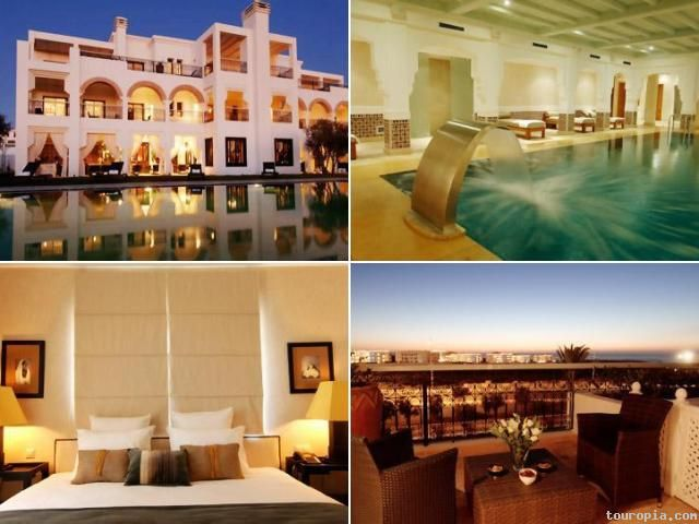 The Riad Villa Blanche Morocco Is An Intimate Luxury Boutique Hotel Offering 28 Elegantly Furnished Rooms And Suites Situated A Few Meters From Agadir S