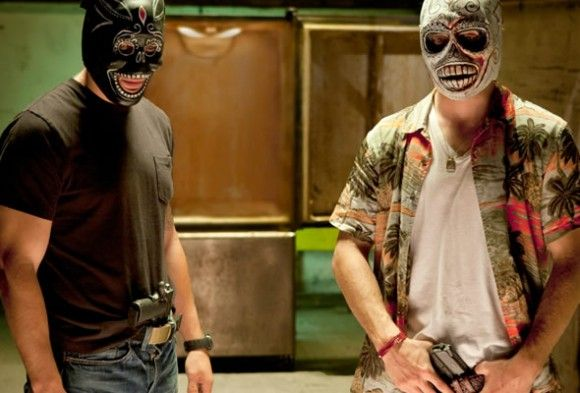 Taylor Kitsch As Chon, Aaron Johnson As Ben - Savages