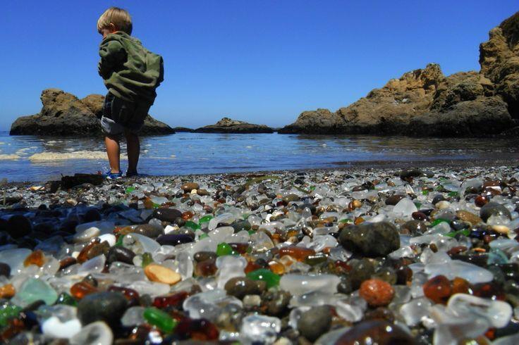glass beach in fort bragg ca | Glass Beach Fort Bragg CA