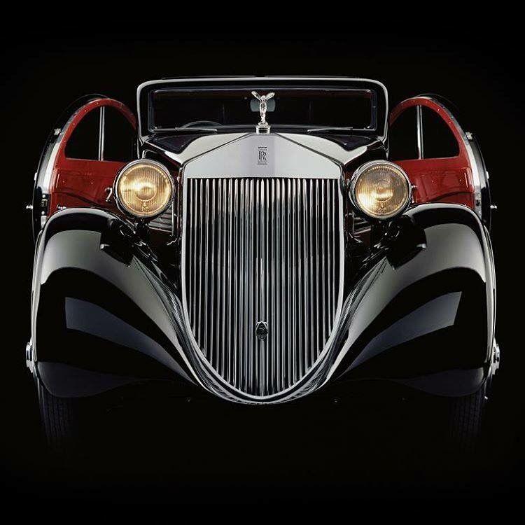 Rolls-Royce Phantom I Jonckheere Coupe (1934)