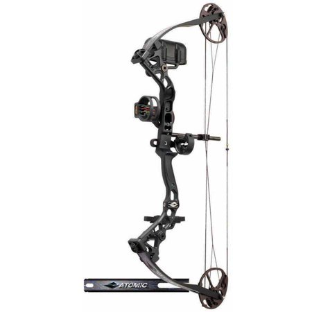 "SAS Destroyer 19-55 lbs Archery Compound Bow ATA 31/"" Package"