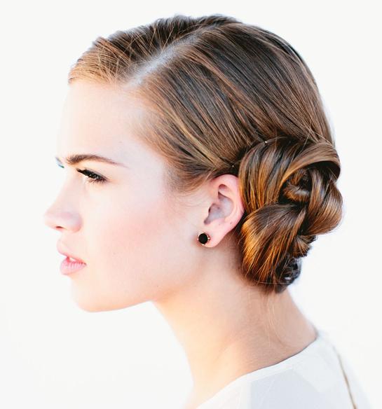 Beste Retro Brötchen für Lockiges Haar im Jahr 2015