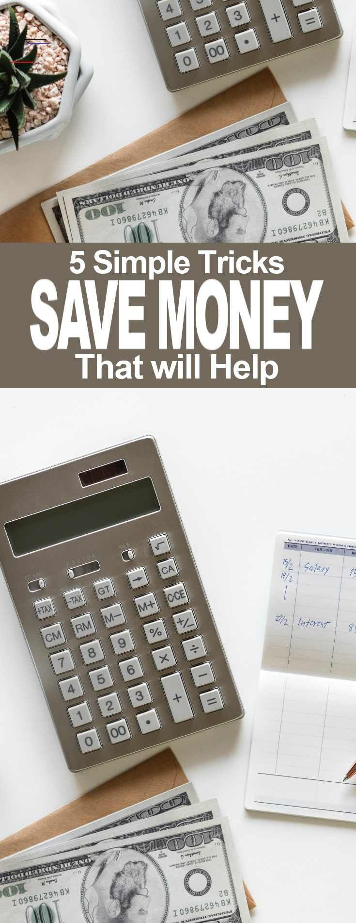 5 Simple Tricks to Help You Save More Money - # ...
