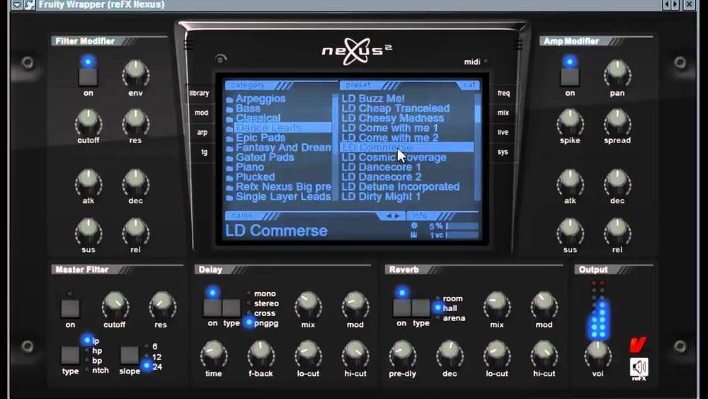 Details about NEXUS 2 VST Plugin with Expansions & 64-bit Adapter