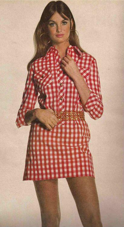 Jean Shrimpton, VOGUE 1969
