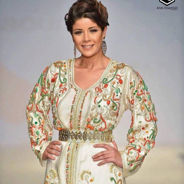 Caftan de mariage 2018 robes prestige vente sur mesure for Kleinfeld mariage robes vente