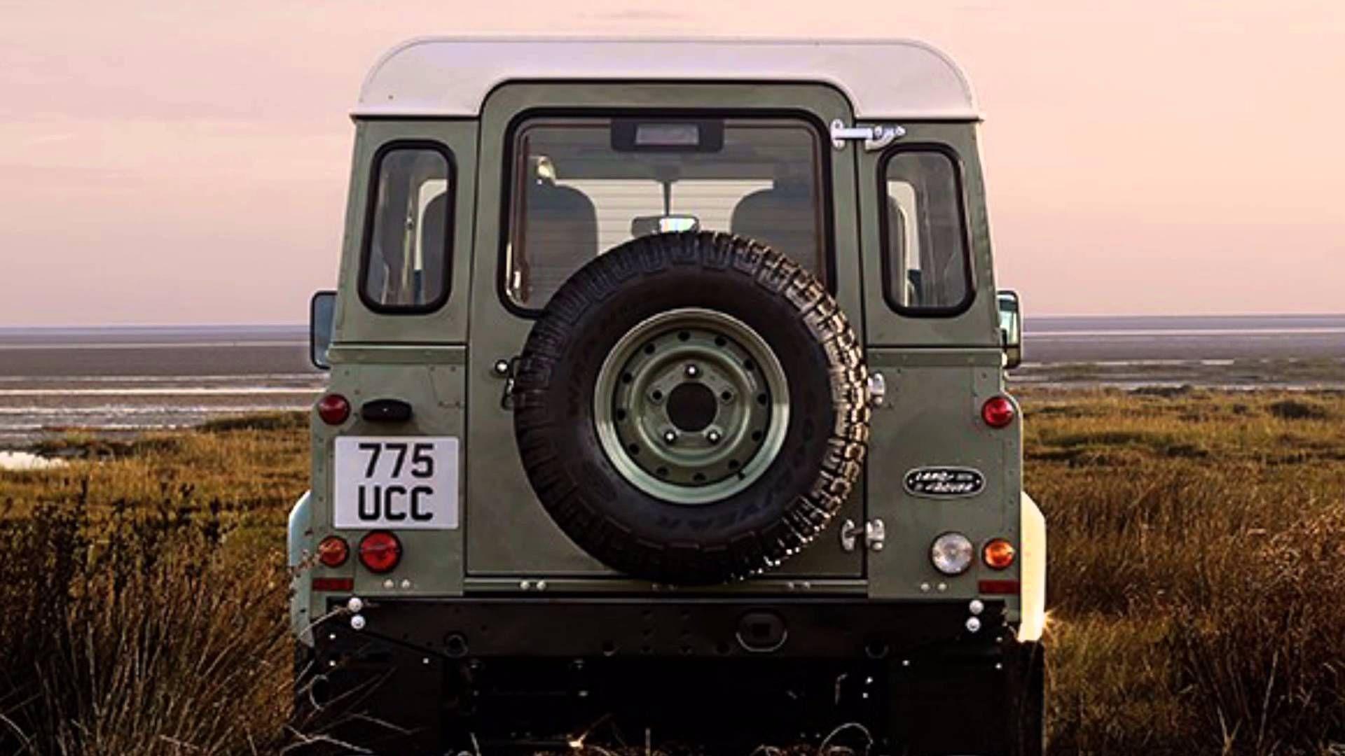 2017 Jeep Wrangler Vs 2015 Land Rover Defender Youtube Land