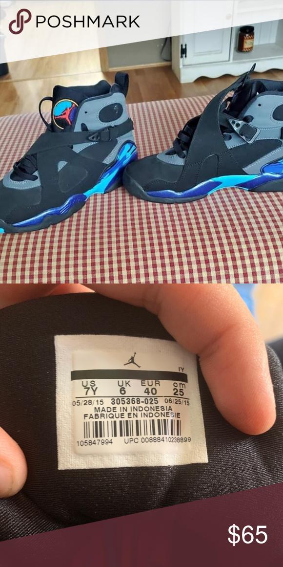 Nike jordan 8 shoes size 7y | Nike