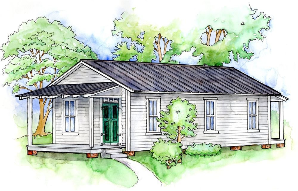 shotgun house little homes house shotgun house house plans. Black Bedroom Furniture Sets. Home Design Ideas