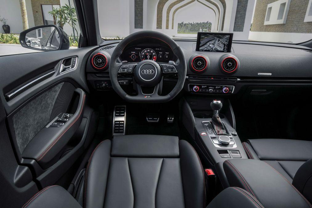 Audi Rs3 Sportback Grey Interior Audi Rs3