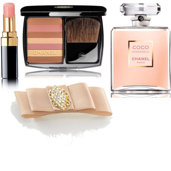 Chanel, created by sarahmelo17 on Polyvore
