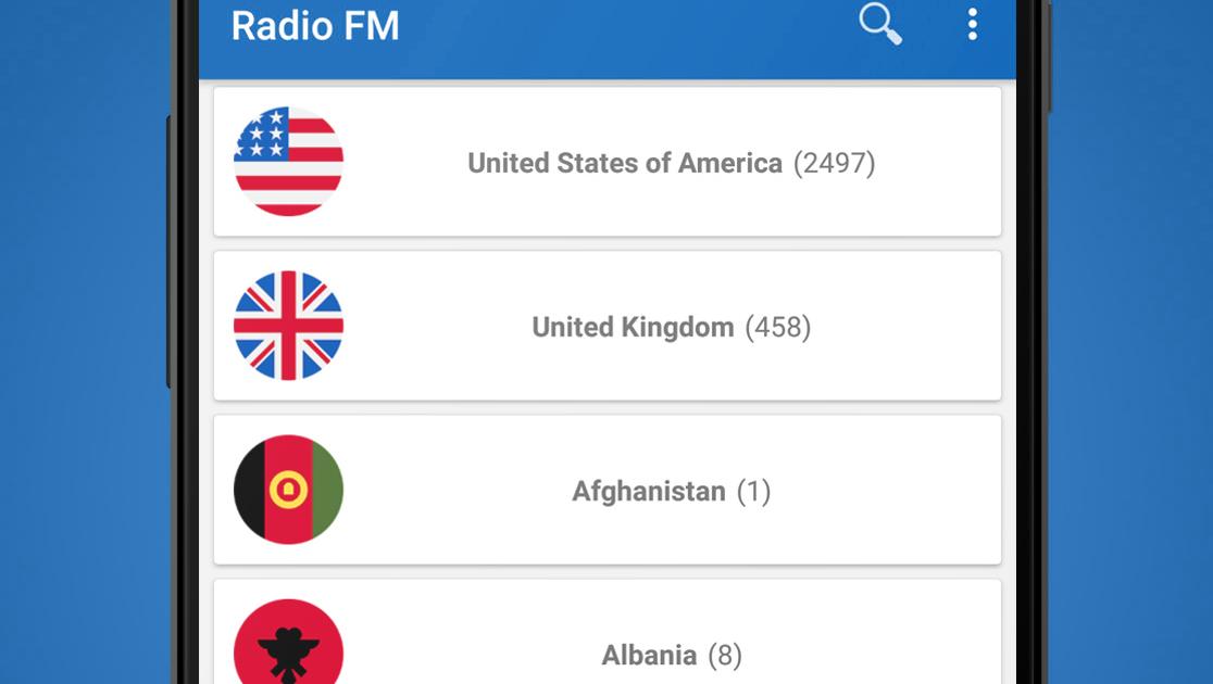 Radio FM Player TuneFm v1.5.3 [Premium] (With images
