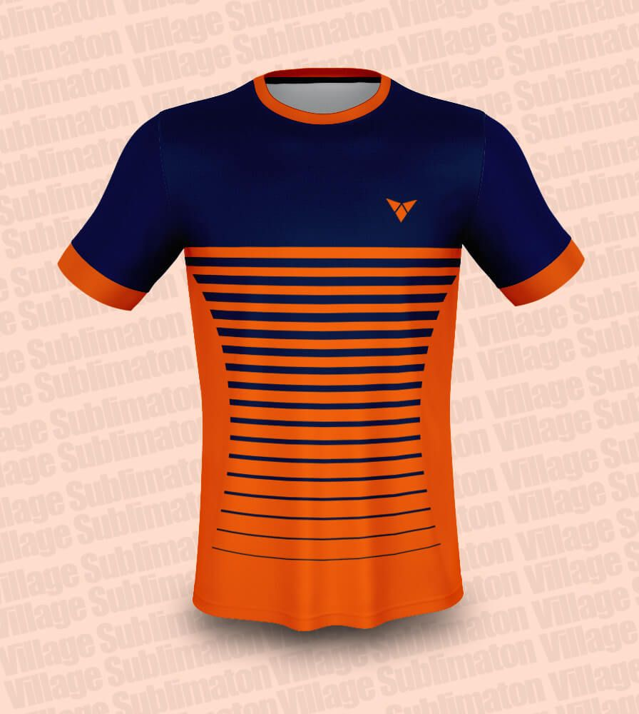 Download Hey Check This Navy Blue And Orange Soccer Jersey Design Rs 150 00 Https Buyjerseydesign Com Index Php Jersey Design Sports Tshirt Designs Soccer Jersey