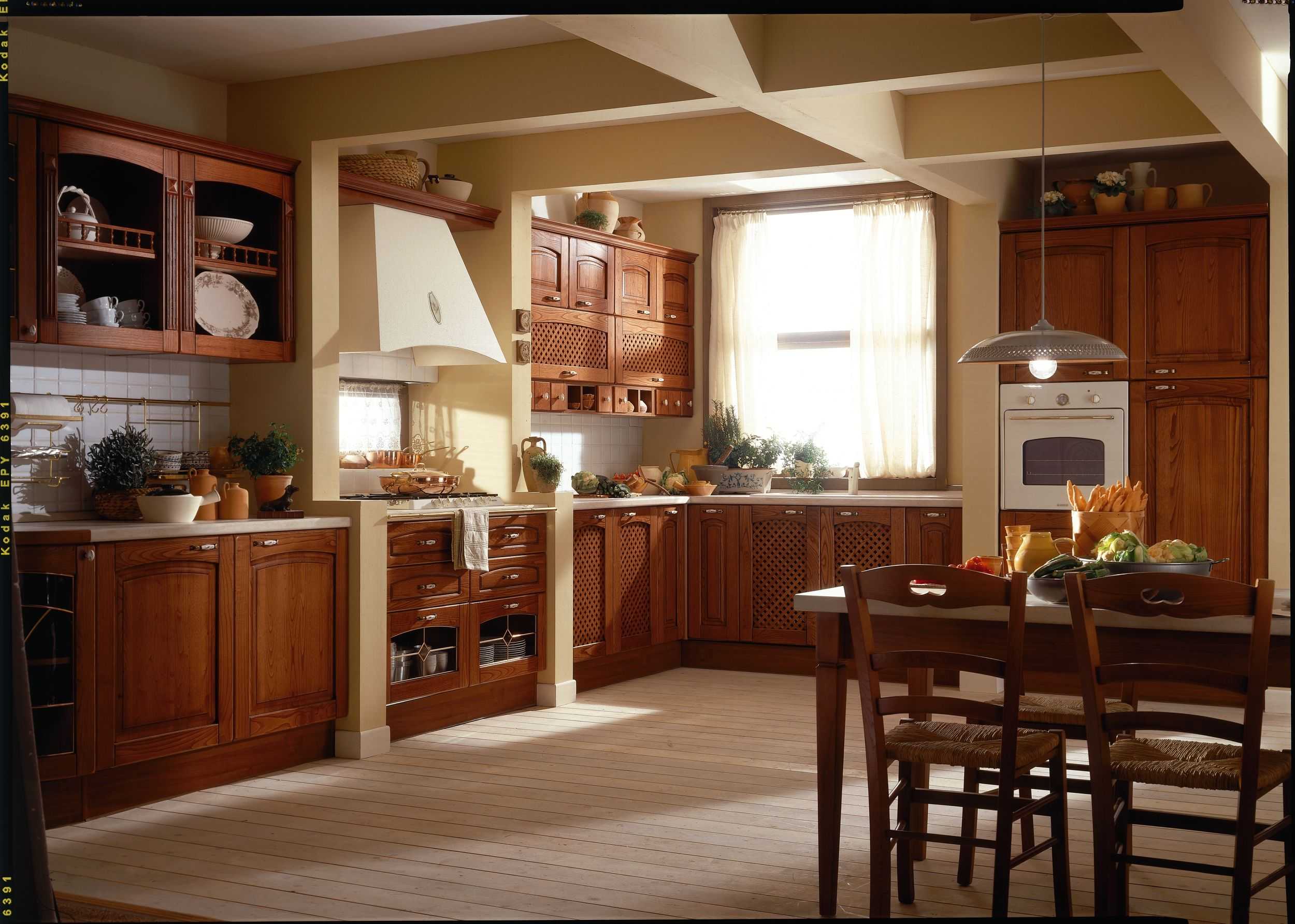 Custom Kitchen From Aran Cucine