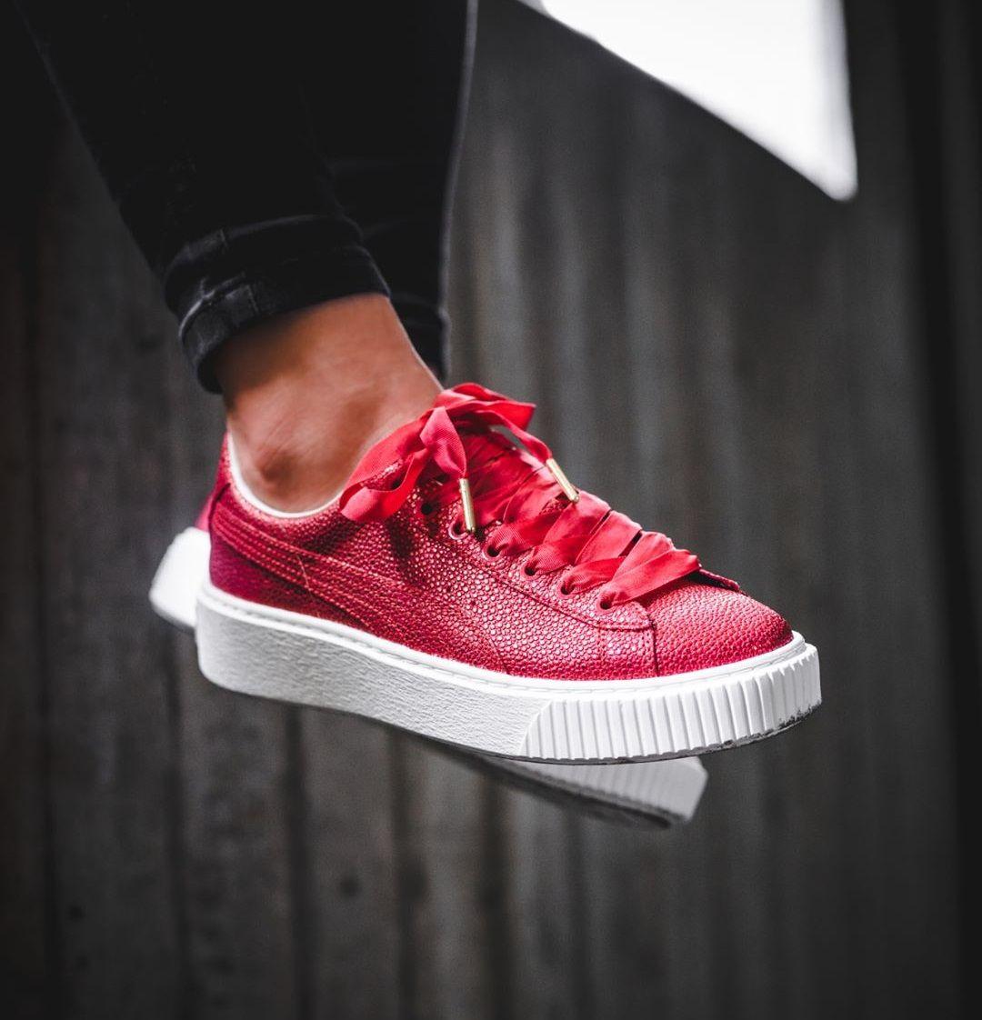 d4a28d4b239 Fenty by Rihanna x PUMA Ankle Strap Sneaker W
