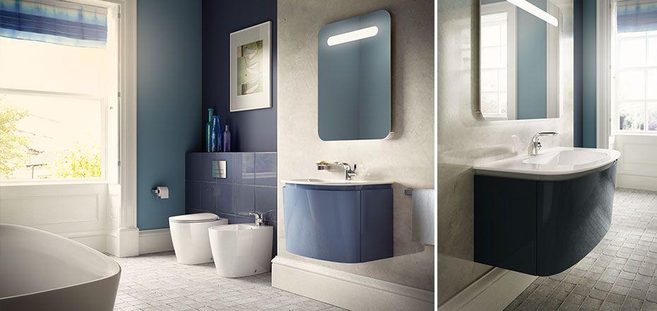 Sanitari e lavabi dea ideal standard ideal standard scaldasalviette bagno e arredamento - Lavabi bagno ideal standard ...