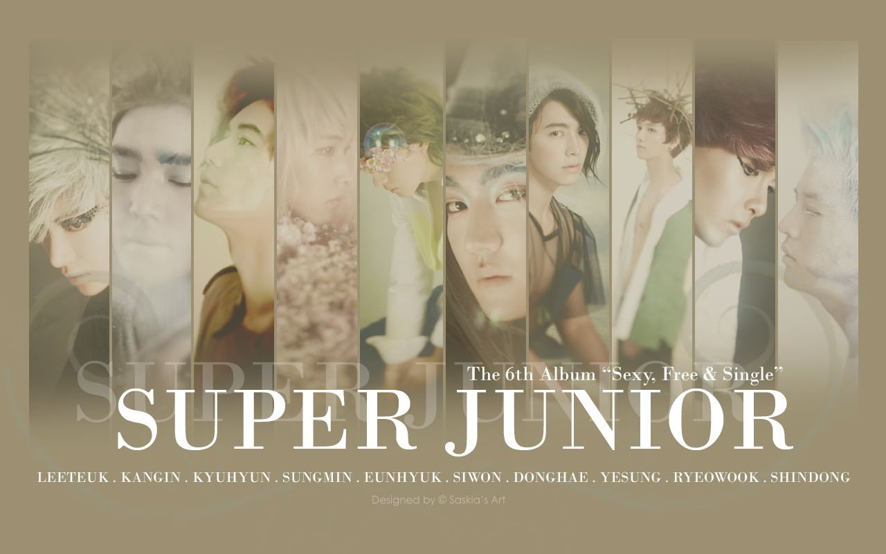"Super Junior ""Sexy, Free, and Single"" MV Review"