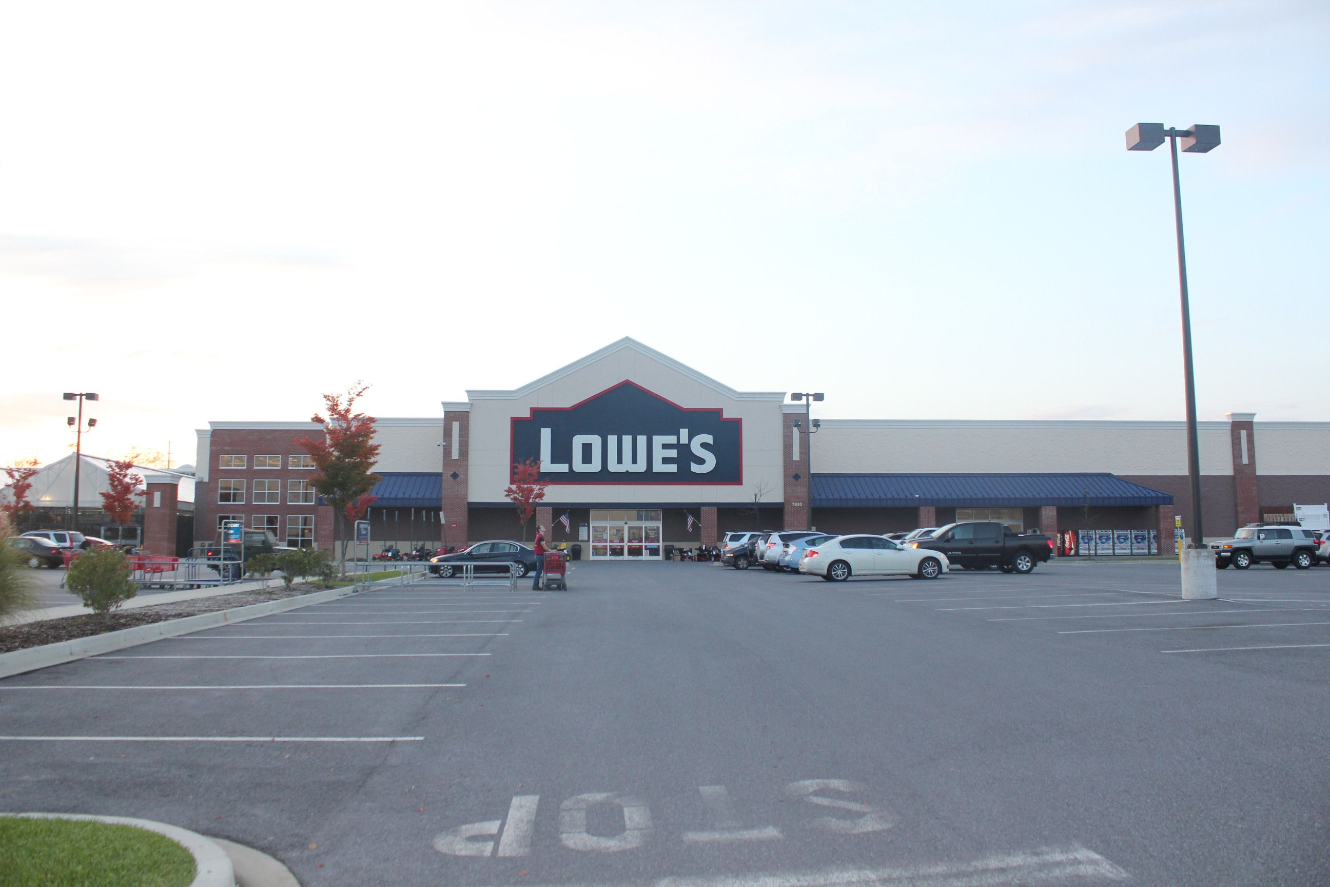 Lowe S In Frederick Md Lowes Structures Frederick