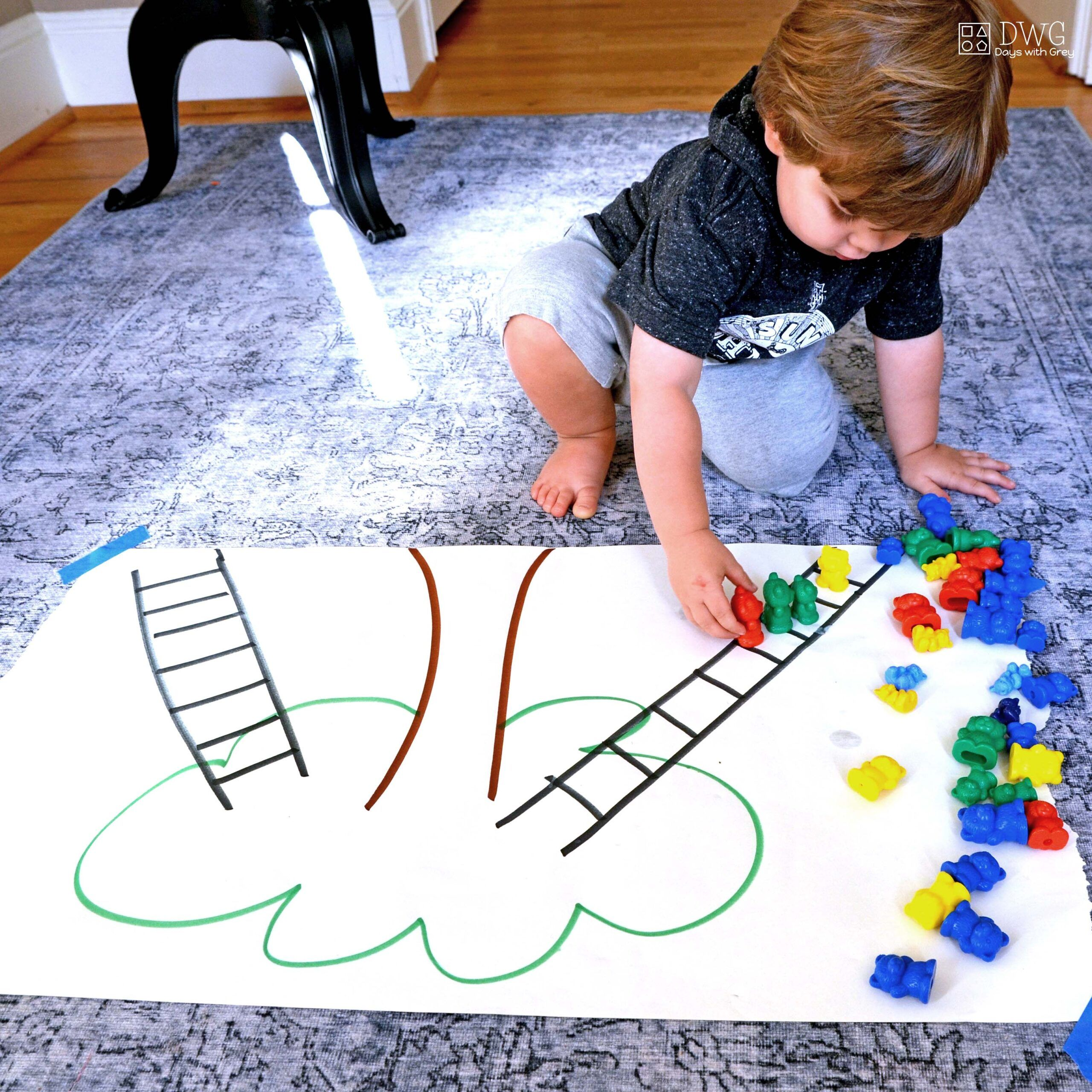 Pin On Toddler Learning Activities