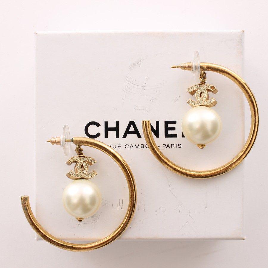 Chanel online shop ohrringe