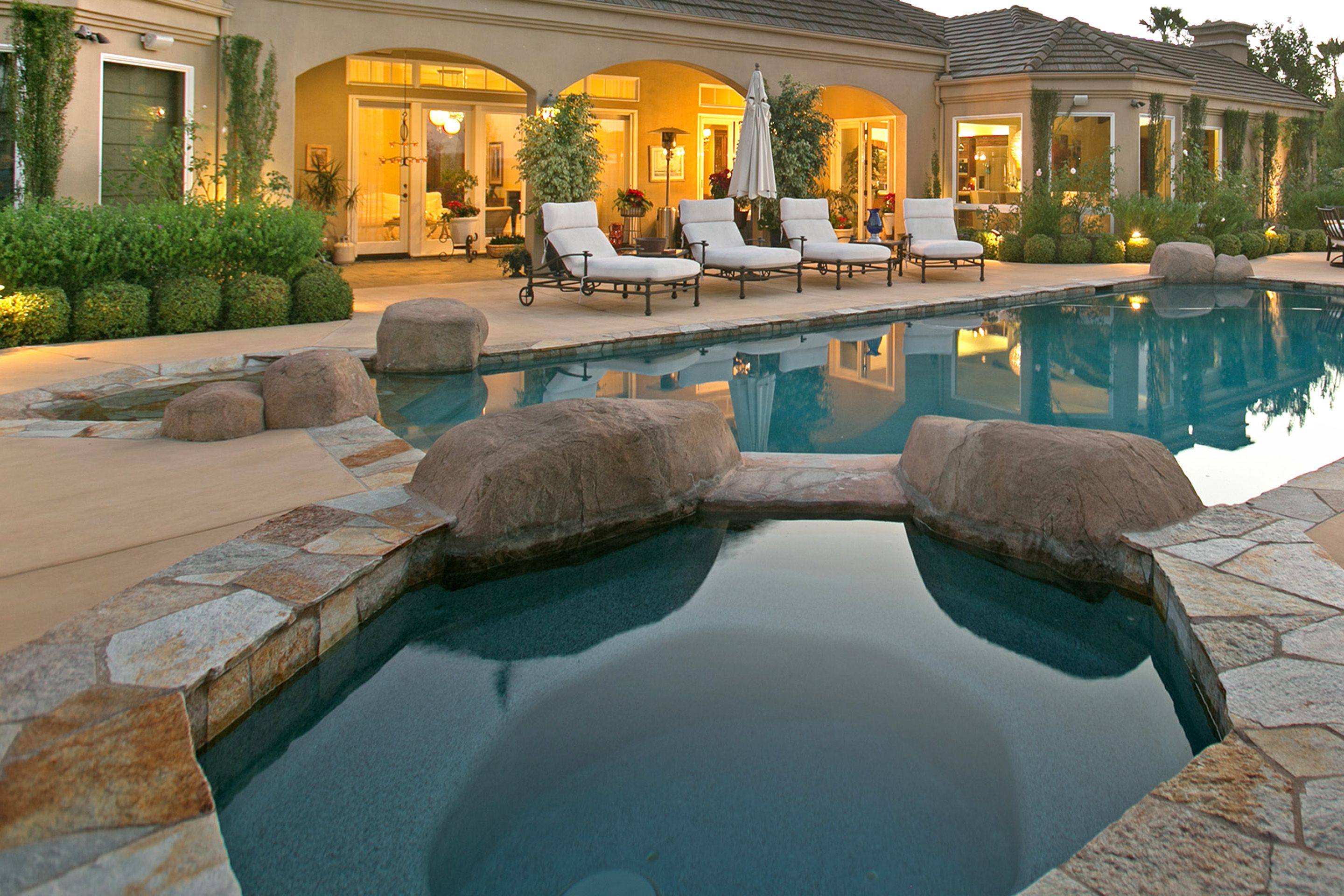 New Home - Old | Spa pool, Pool, Indoor outdoor living on Outdoor Living Spa id=25341