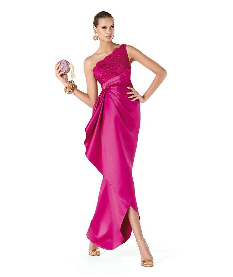 Pronovias te presenta su vestido de fiesta Rabiane de la colección ...