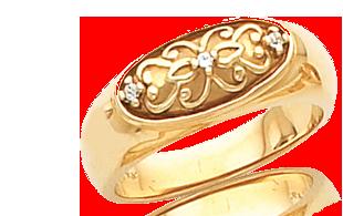 20523e594fa2 Joyería de Oro - Venta de Joyas de Oro Blanco y Amarillo - México ...
