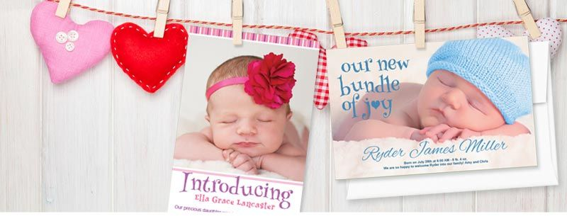 New Baby Announcing Baby Pinterest Baby invitations Photo