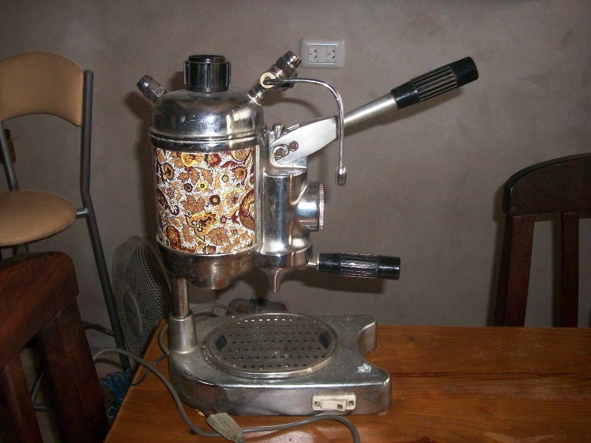 Antigua Cafetera Completa Para Dos Pocillos A Revisar