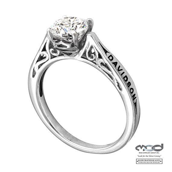 MOD Jewelry Group Inc Biker RingsHarley Davidson