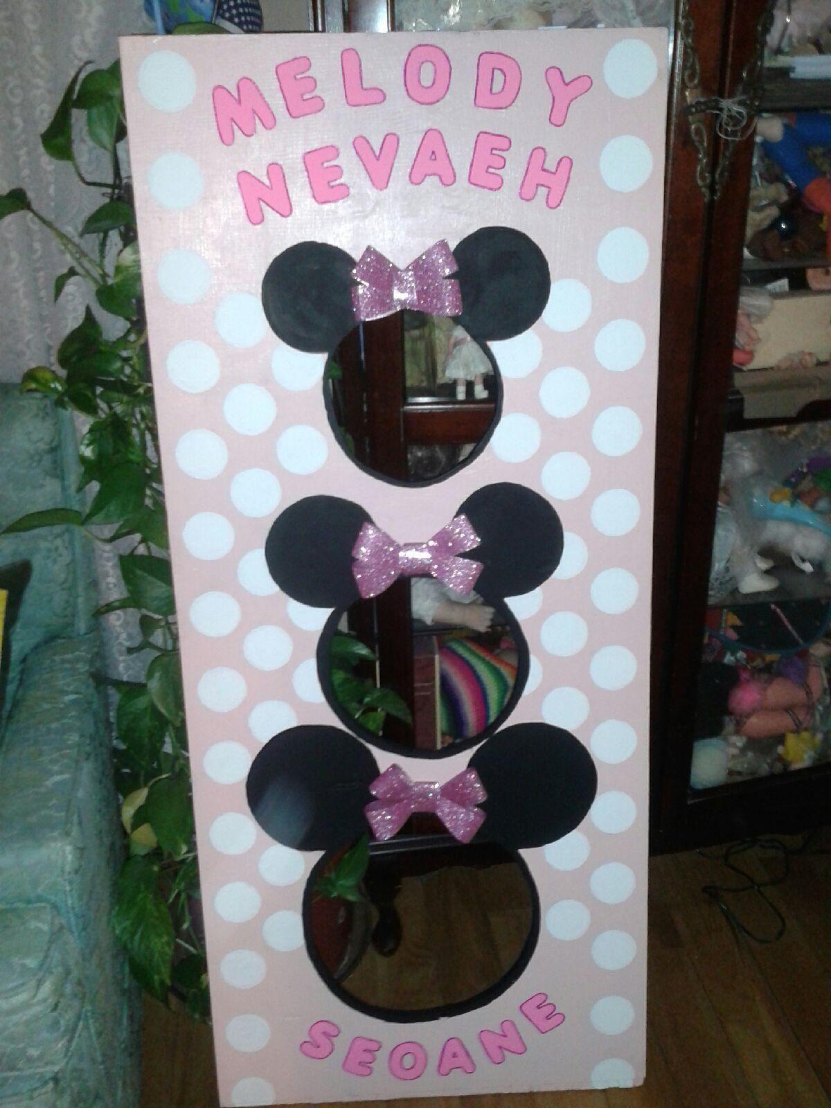 Minnie Mouse Bean Bag Toss Game Baby Mel Pinterest