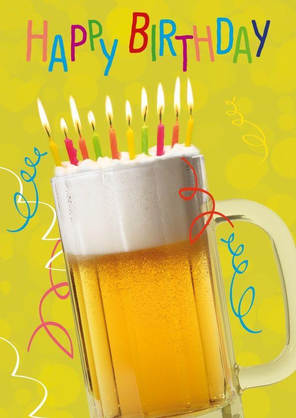Auf Dich! | HBD | Pinterest | Happy birthday funny, Happy ...
