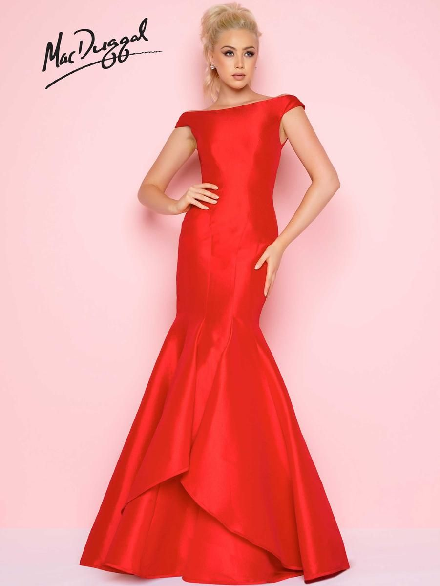 Pin de Dresses By Russo en Mac Duggal 2018 | Pinterest