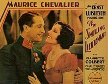 Download The Smiling Lieutenant Full-Movie Free