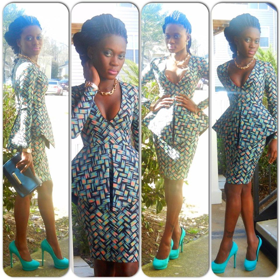 African Sweetheart: Wedding Weekend Special: How To Look