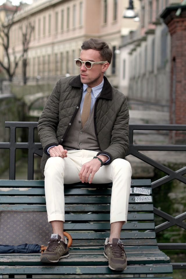 New Balance, come indossarle (Foto) | Shoes Stylosophy