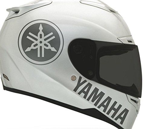 X Yamaha Sticker For Helmet Decal Motorcycle Decal Sticker Buy - Motorcycle helmet decals kits