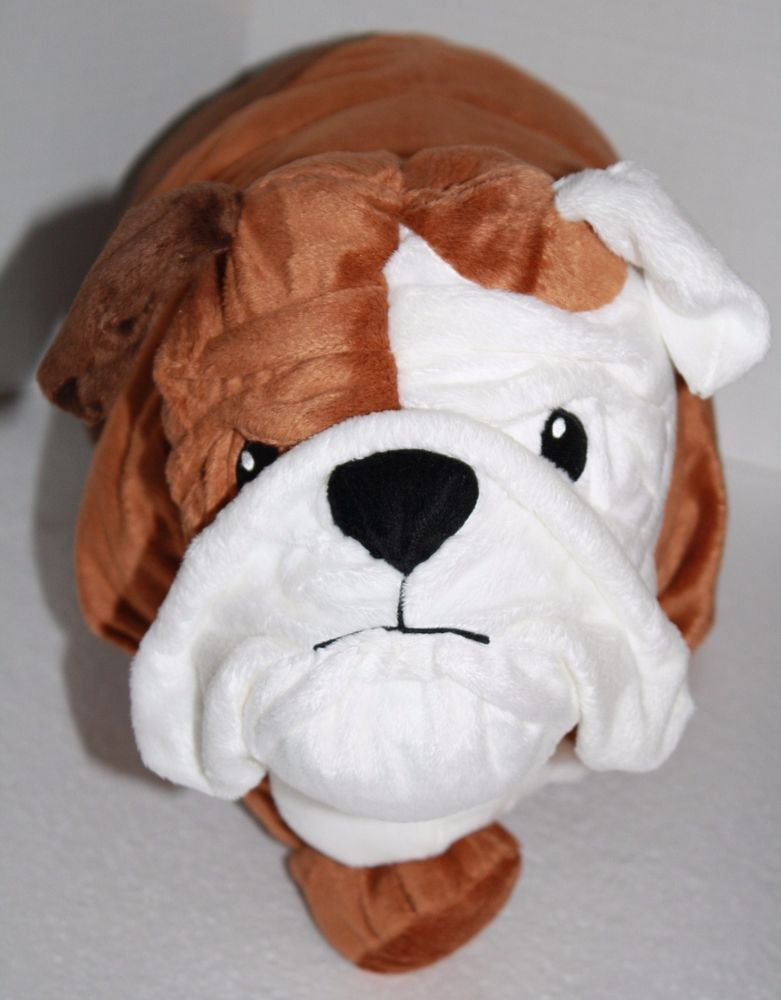 Ikea Gosig Klumpig English Bulldog Puppy Dog This Is A Big About