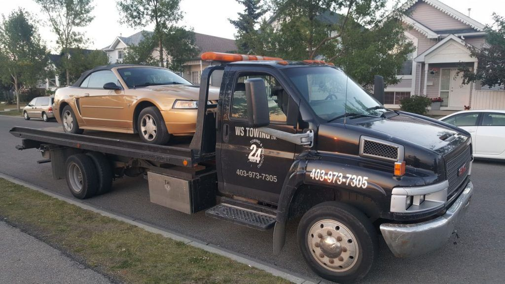 Things to consider before contacting an emergency towing