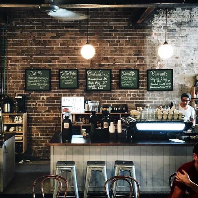 discover ideas about cafe design