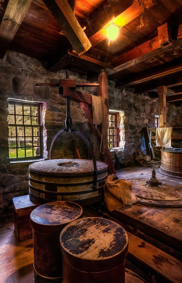 The Milling Room | For Diana | Pinterest | Abandoned places and ...