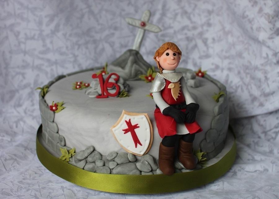 King Arthur Cake - Cake By Extra Mile Icing