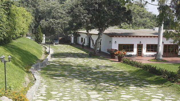 Casa de campo fachadas de casas en peru houses in peru - Fachadas de casas de campo ...