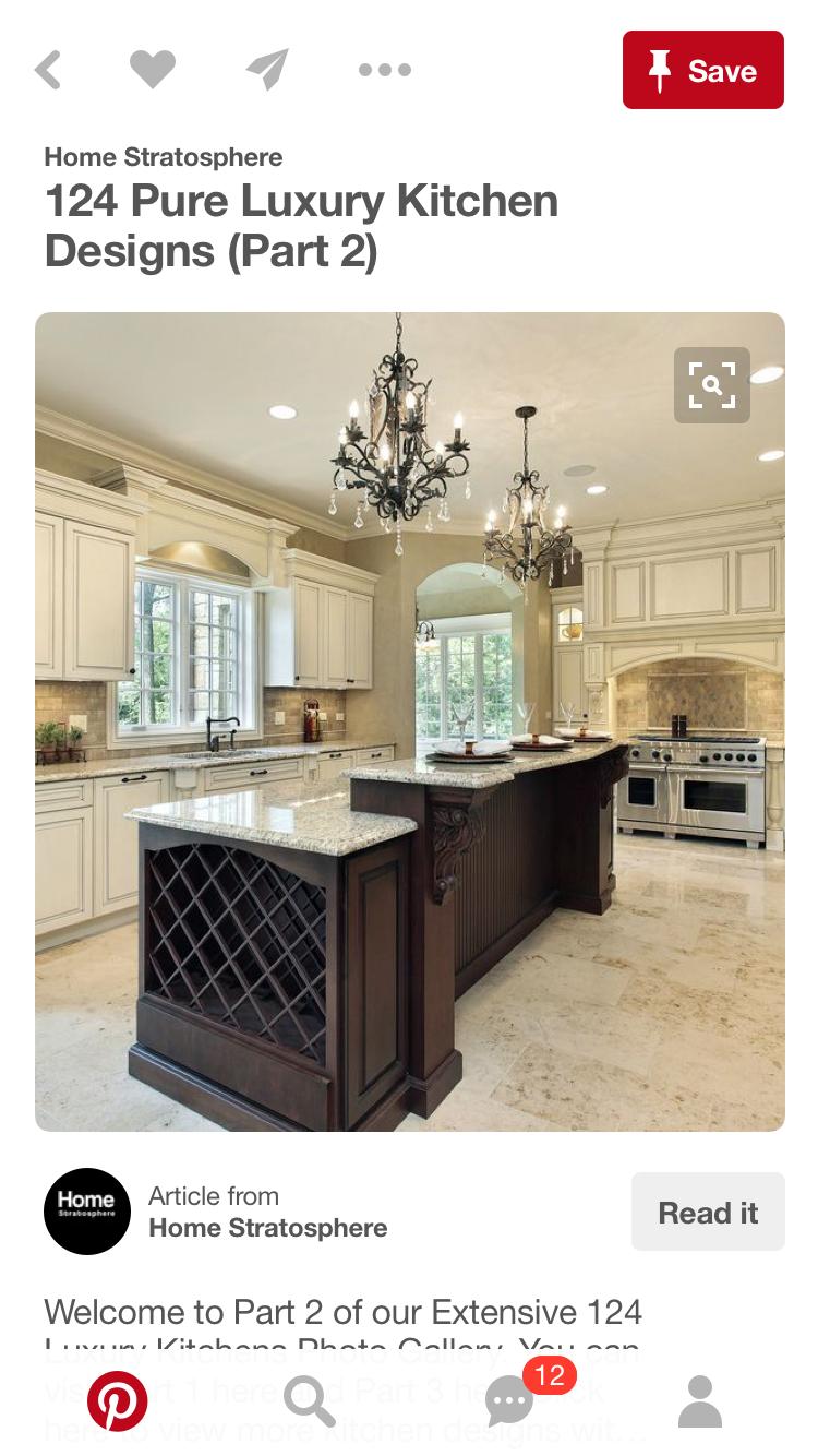 Pin de Terri White en Dream House | Pinterest | Cocinas, Cocinas de ...