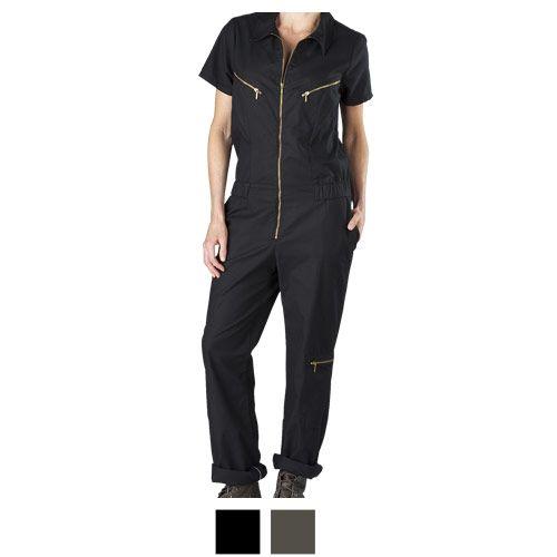 506de8efe53 Dickies Women s Short Sleeve Coveralls - Short Sleeve