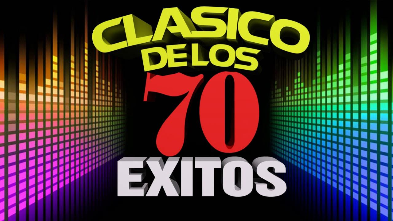 Clasico De Los 70 Exitos En Ingles Las Canciones Del 70