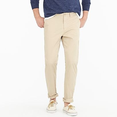 735e1ef53d48 1040 Athletic-fit lightweight garment-dyed stretch chino men pants c ...