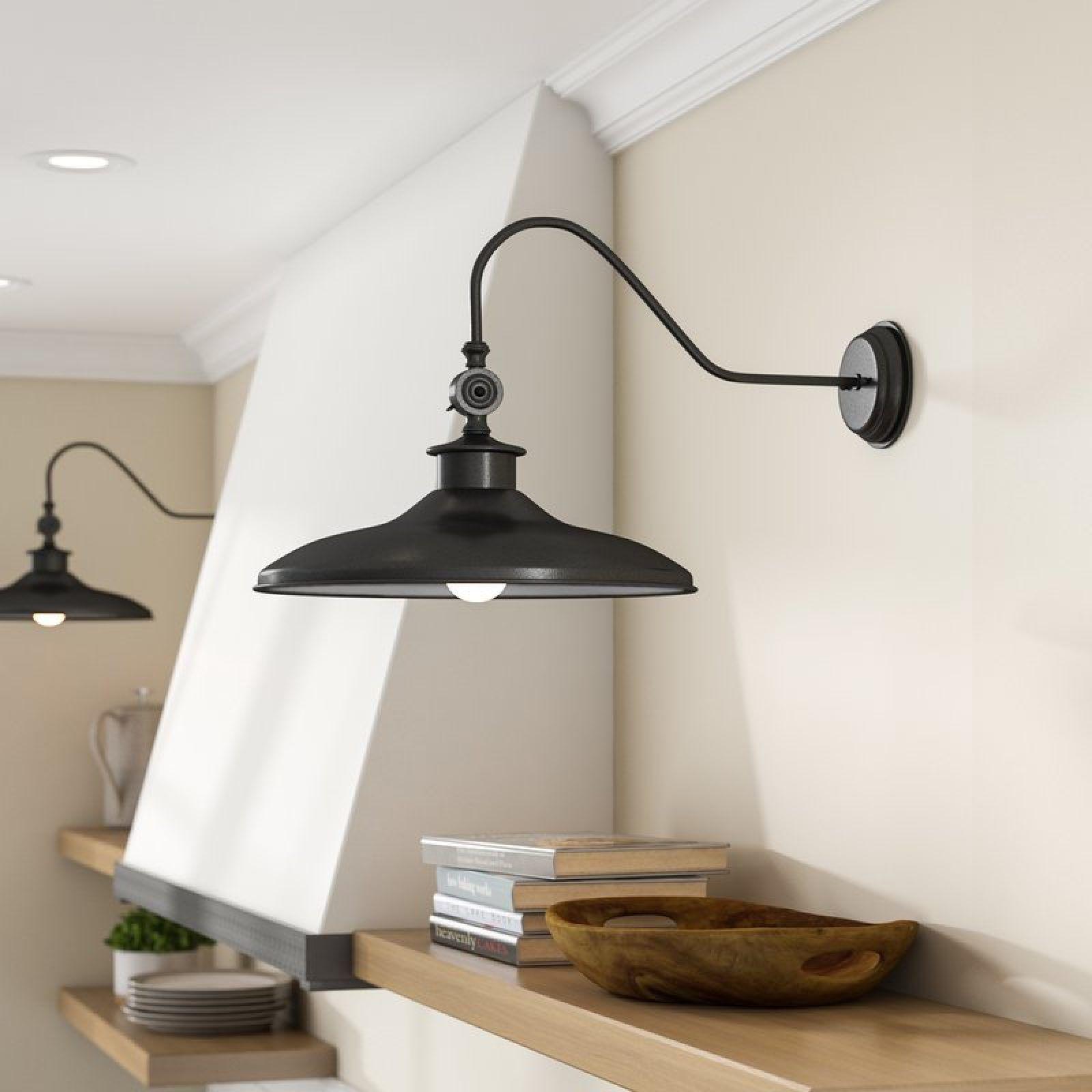 Spartansburg+1-Light+Barn+Light1 | Modern farmhouse ...