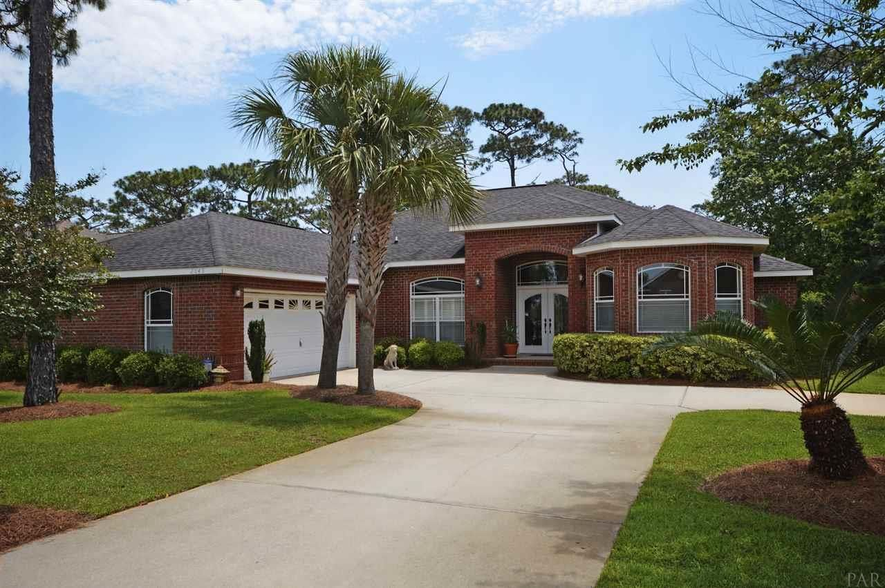 Beautiful all brick home in Prestigious gated community of