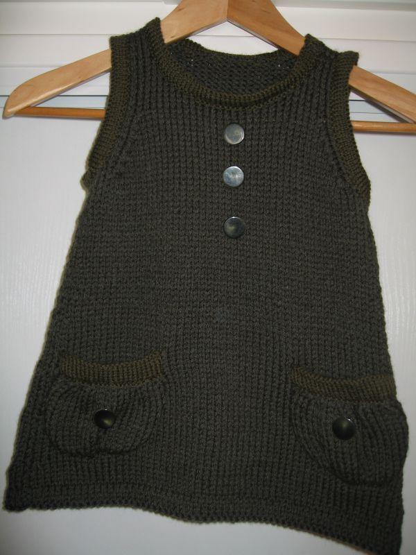 patron de tricot gratuit en ligne